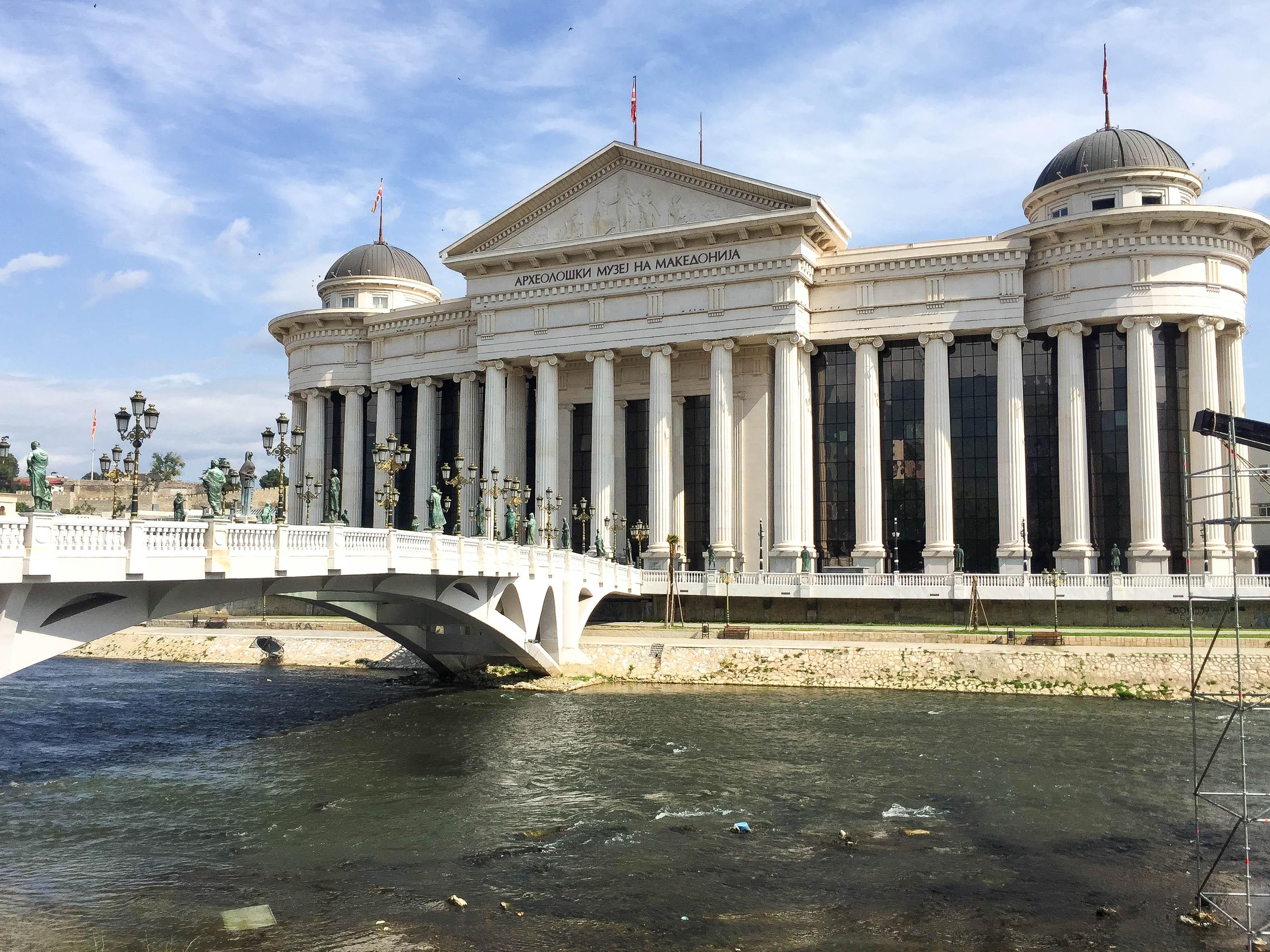 Skopje - Macédonie