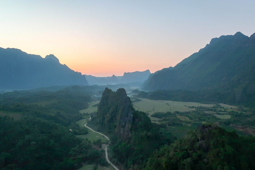 Sunset Vang vieng 1 sur 1 1024x683 - MES PHOTOS