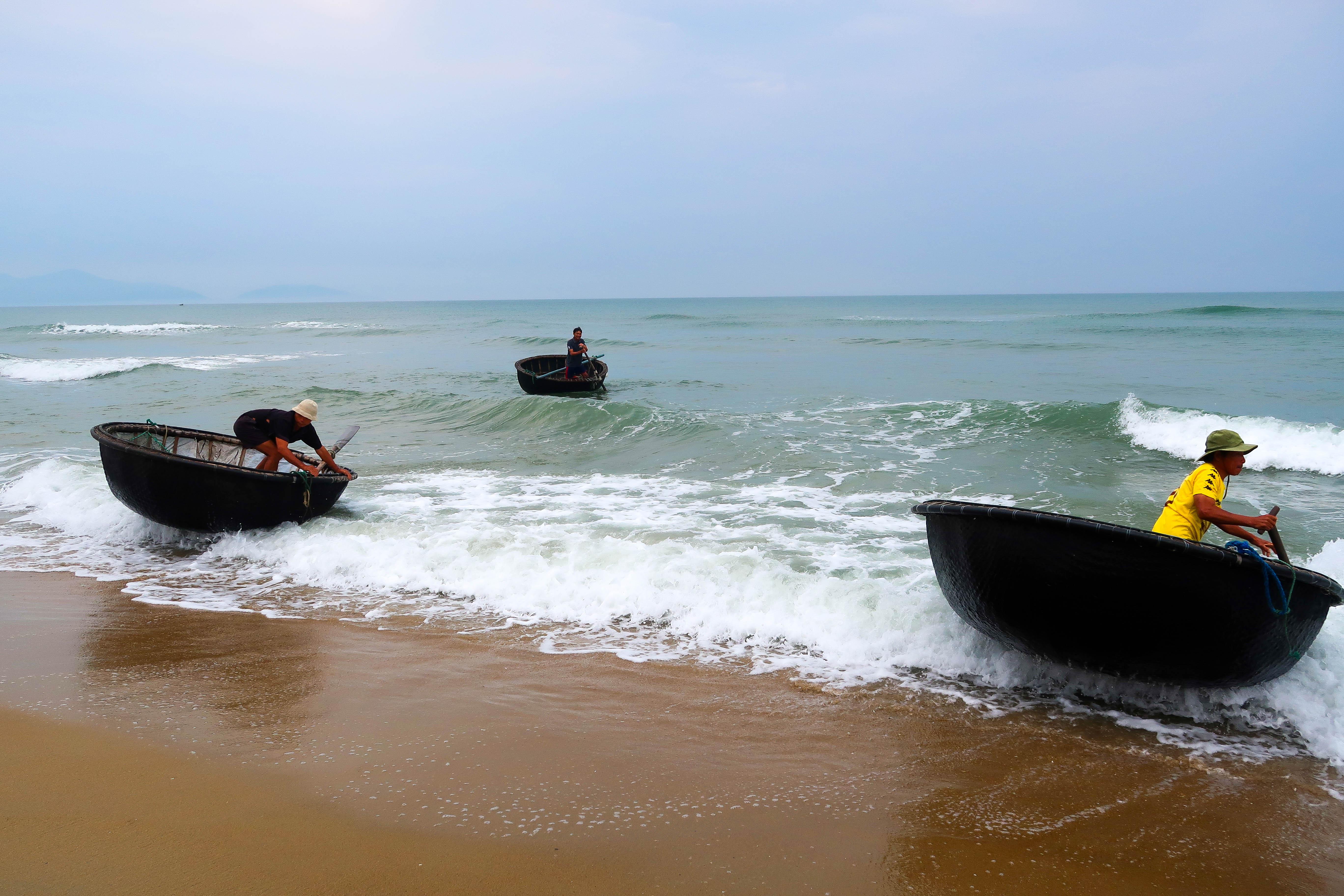 Hoi an Pêcheurs 1 sur 1 - VIETNAM