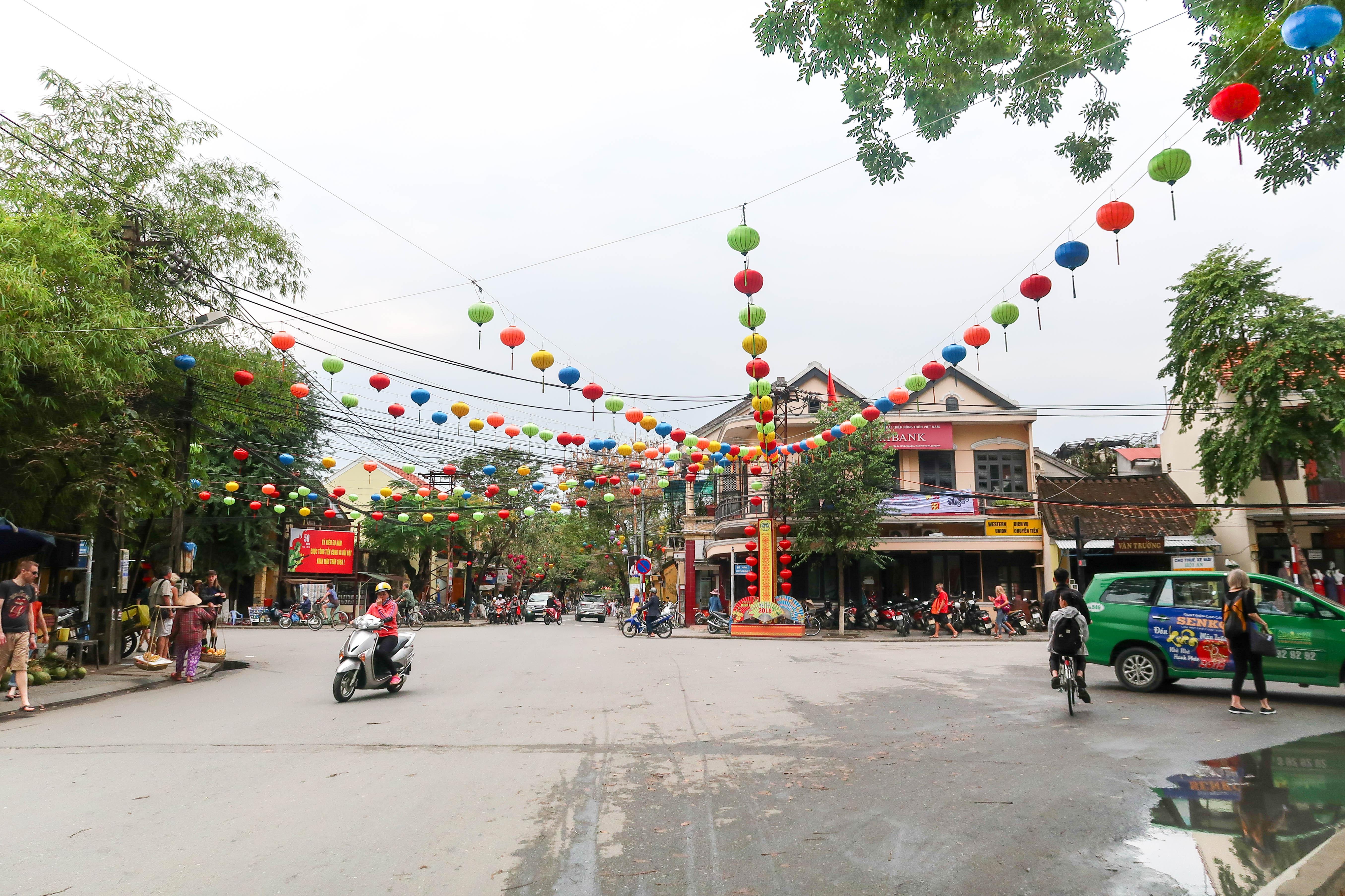 Rue lanterne - VIETNAM