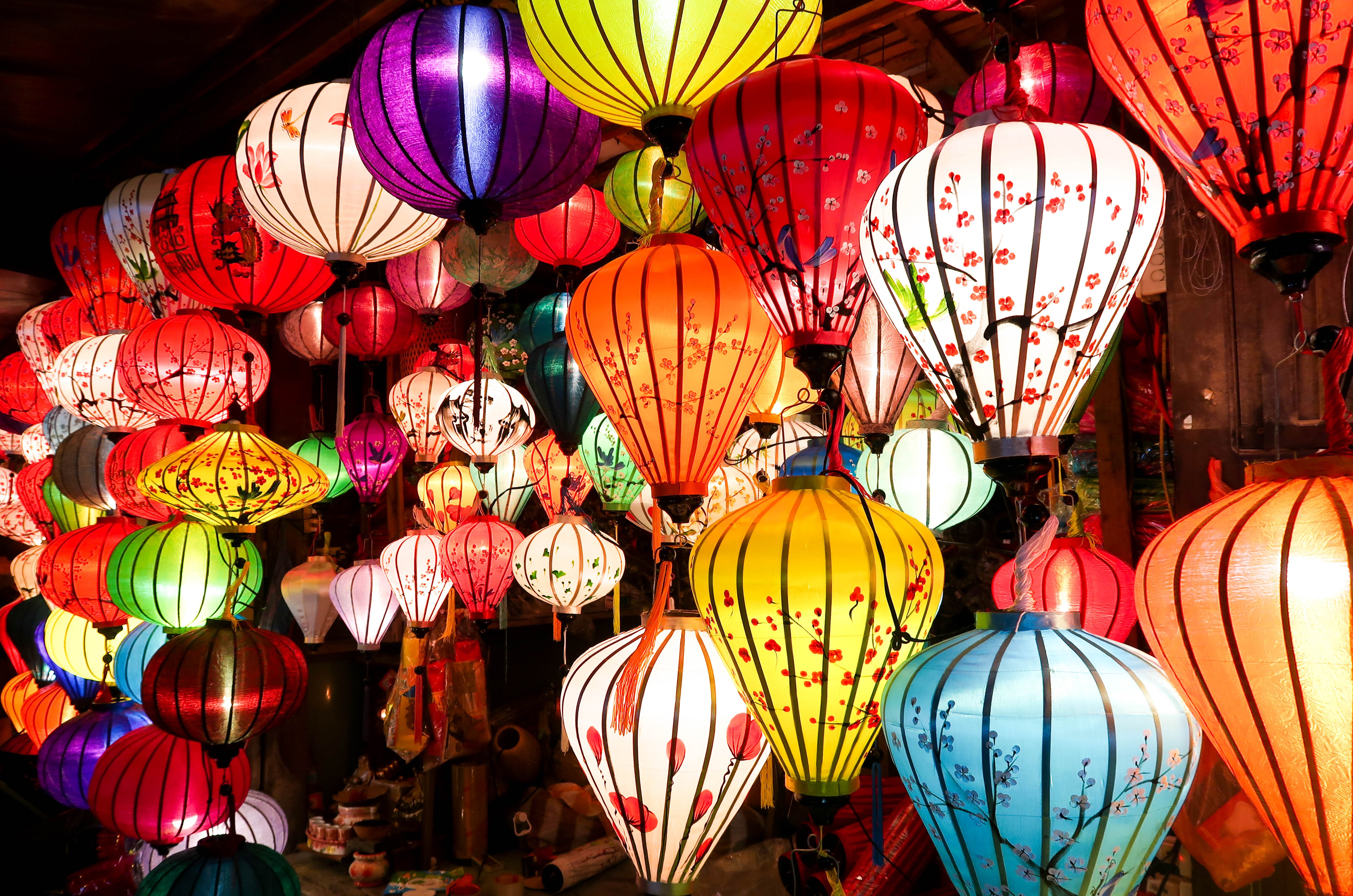 lanternes - VIETNAM