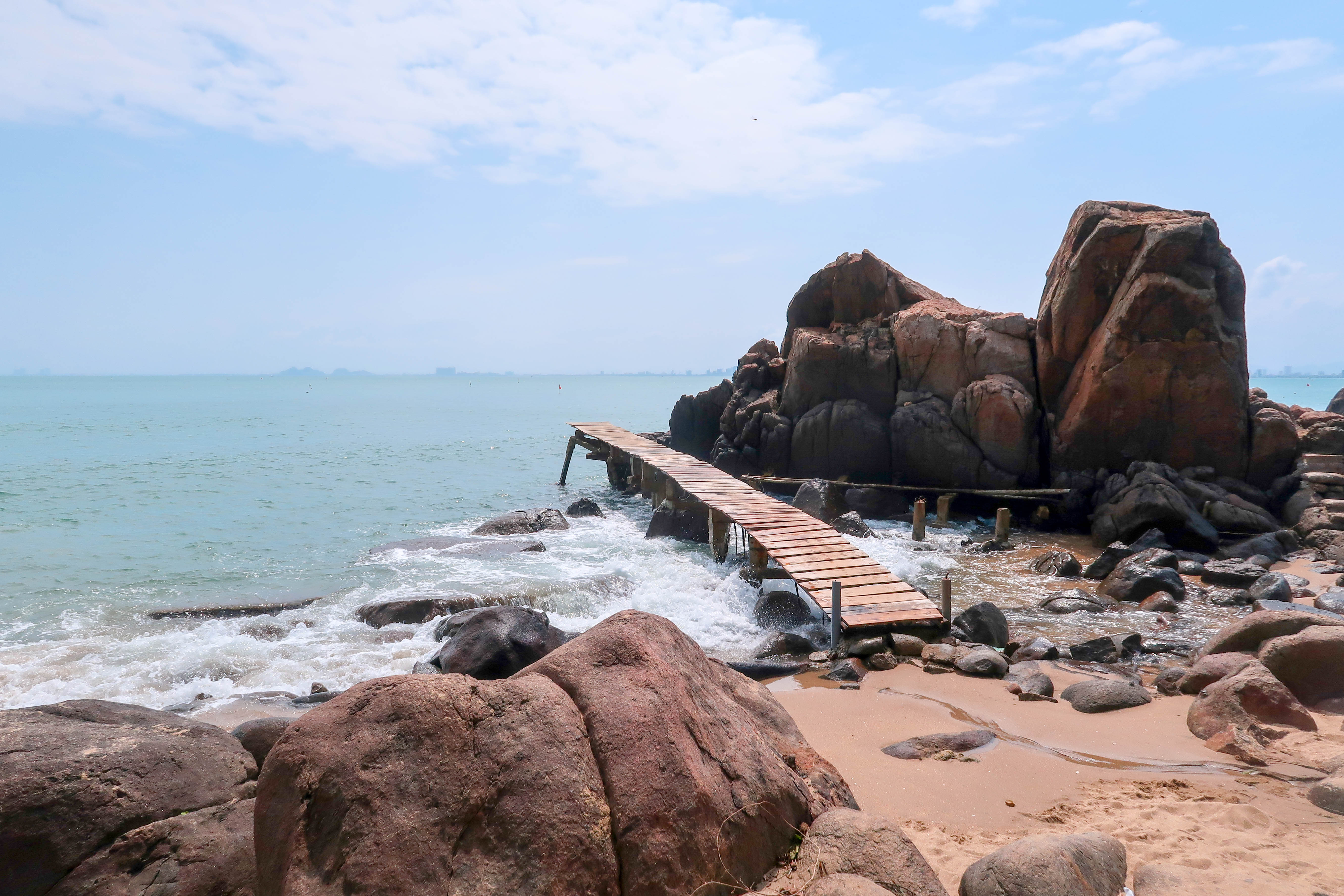 Beach quai 1 sur 1 - VIETNAM