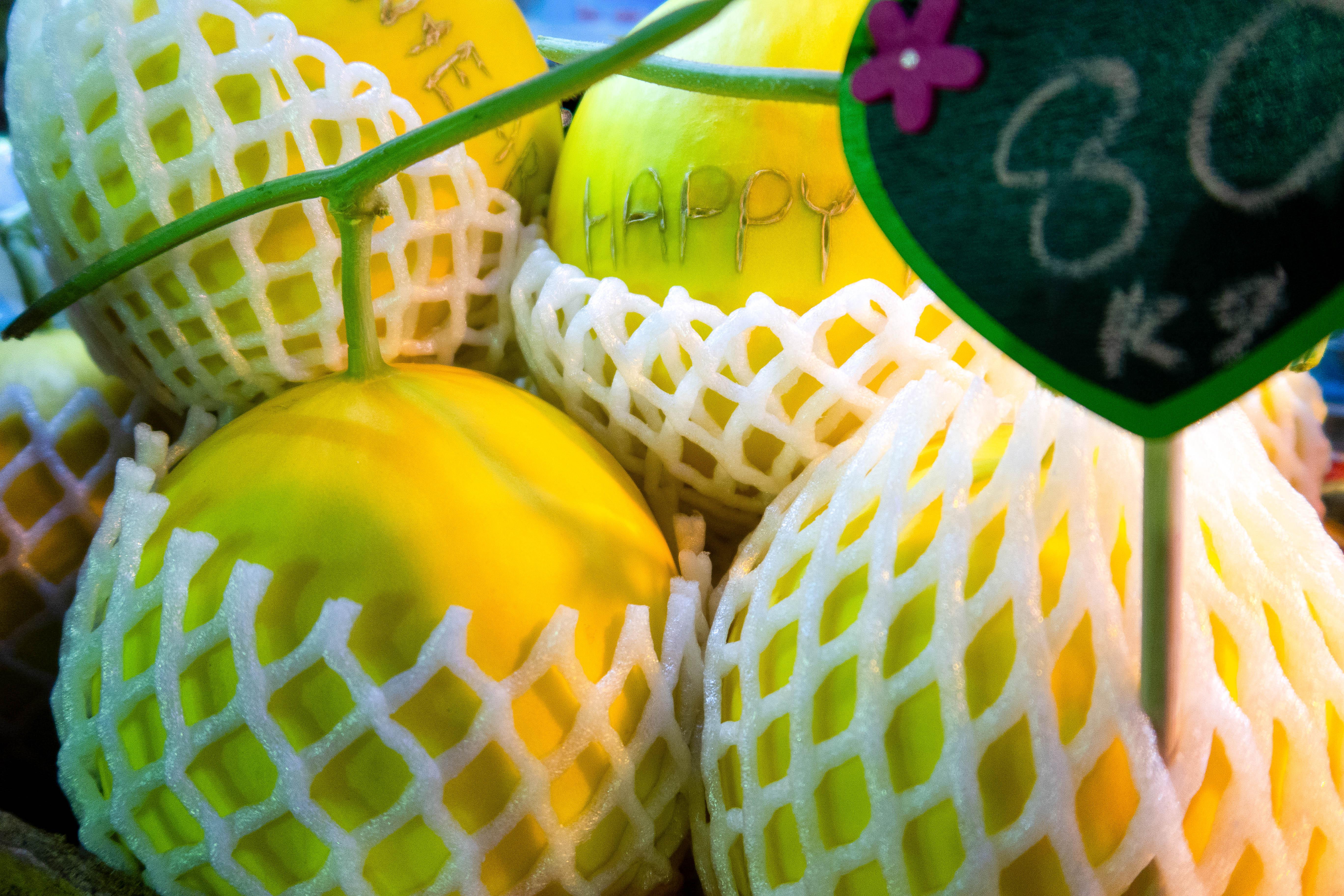 Melon - FRUITS & LÉGUMES