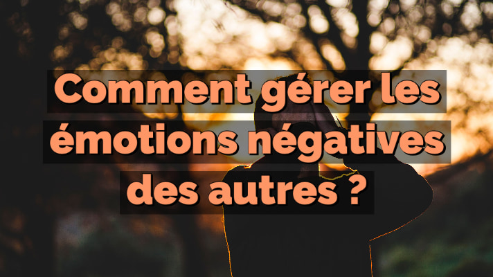 émotions négatives