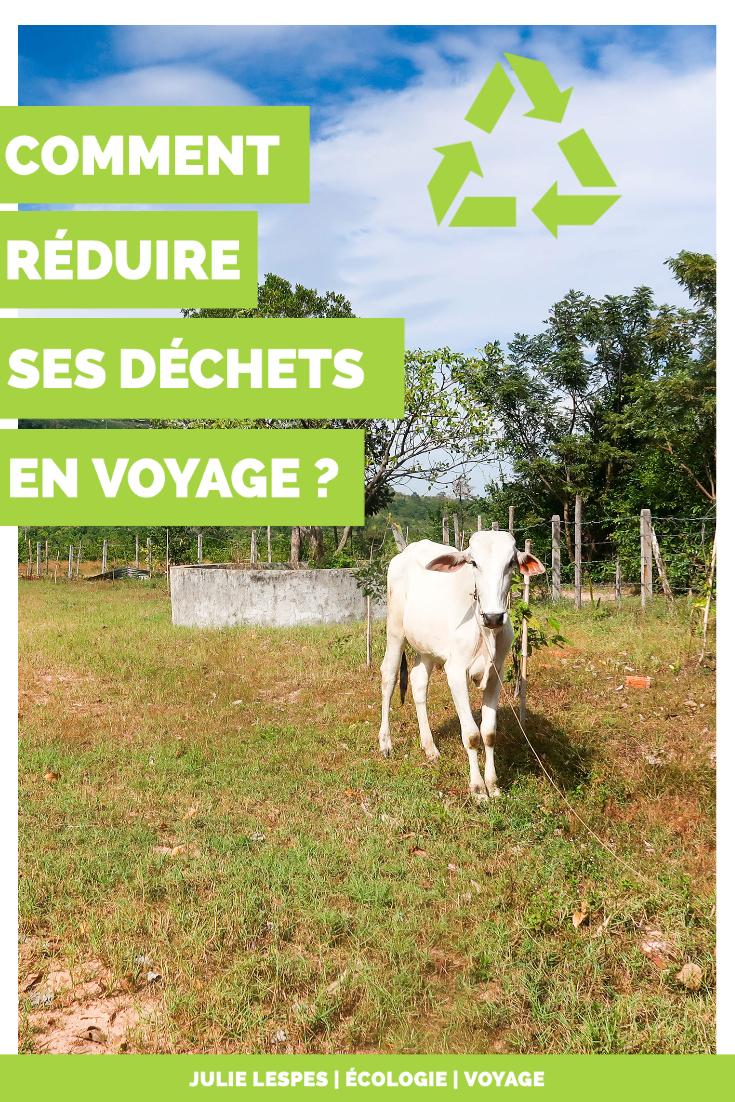 Comment réduire ses déchets en voyage 2 2 - Comment réduire ses déchets en voyage ?